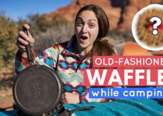 yt 263591 I Tried to Make Waffles While Camping cast iron cooking with an antique waffle maker 322x230 - I Tried to Make Waffles While Camping (cast iron cooking with an antique waffle maker!)