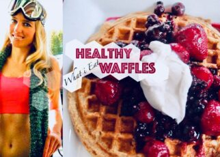 yt 263595 WHAT I EAT HEALTHY BODY MIND WORKOUT HOW TO MAKE DELICIOUS BERRY WAFFLES PLANT BASED RECIPE 322x230 - WHAT I EAT HEALTHY BODY MIND / WORKOUT & HOW TO MAKE DELICIOUS BERRY WAFFLES PLANT BASED RECIPE