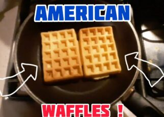 yt 263603 HOW TO MAKE AMERICAN WAFFLES 322x230 - HOW TO MAKE AMERICAN WAFFLES!!