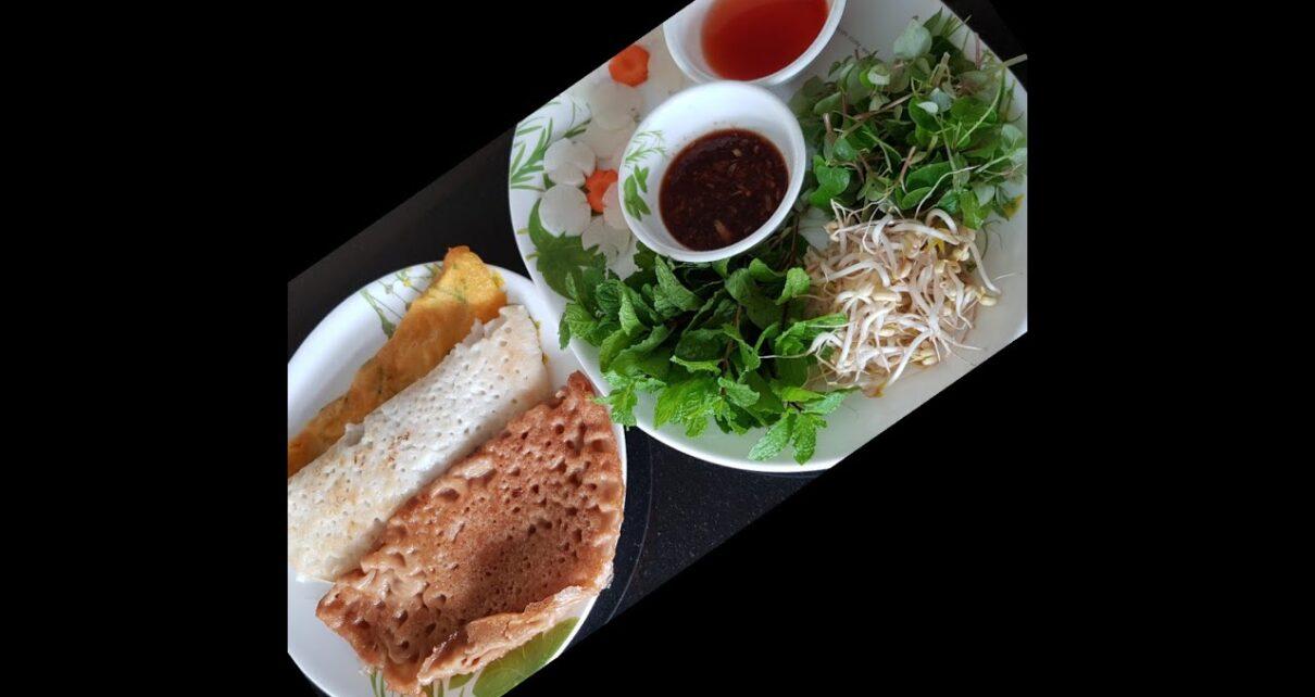 yt 263666 banhxeo pancakes makencook How to Make Vegetarian Vietnamese Pancakes Bnh xo chay 1210x642 - #banhxeo #pancakes #makencook How to Make Vegetarian Vietnamese Pancakes |Bánh xèo chay