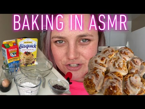 yt 263678 ASMR BAKING pancakes cinnamon rolls - ASMR BAKING pancakes & cinnamon rolls