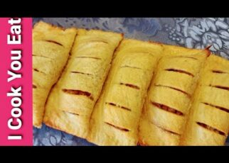 yt 263726 Bread Apple Pie Baked Apple Pie Pocket Easy Healthy Snack Recipe By I Cook You Eat 322x230 - Bread Apple Pie / Baked Apple Pie Pocket /Easy  Healthy Snack Recipe By I Cook You Eat