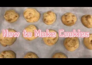 yt 263796 How to make Cookies 322x230 - How to make Cookies!