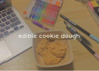 yt 263869 bake with me edible cookie dough 322x230 - bake with me! edible cookie dough