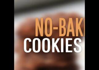 yt 263873 TikTok no bake cookies recipe short 322x230 - TikTok no bake cookies recipe #short