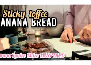 yt 263943 STICKY TOFFEE BANANA BREAD COOK WITH ME Recreating What Gemma Louise Miles Baked 322x230 - STICKY TOFFEE BANANA BREAD 🍞 COOK WITH ME | Recreating What Gemma Louise Miles Baked
