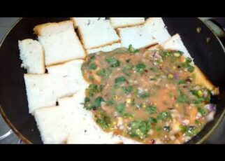 yt 263959 Bread Pizza Momotajs Cooking with Vlogs 322x230 - Bread Pizza|||পাউরুটির পিজ্জা|||Momotaj's Cooking with Vlogs