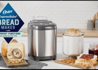 yt 263996 Oster Bread Maker with ExpressBake 322x230 - Oster® Bread Maker with ExpressBake®