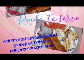 yt 264344 How to cook Smoked Turkey tortillas bread sandwich 322x230 - How to cook  Smoked Turkey tortillas bread sandwich