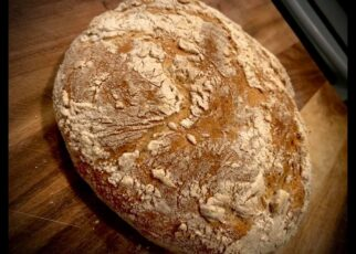 yt 264377 Ep. 223 CRUSTY HOME BAKED BREAD a Quick and Easy Boule 322x230 - Ep. 223 CRUSTY, HOME BAKED BREAD- a Quick and Easy Boule