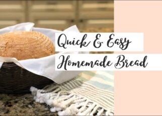yt 264382 Quick Easy Bread Recipe Beginner Bread Baking breadbaking beginnerbreadbaking 322x230 - Quick & Easy Bread Recipe | Beginner Bread Baking #breadbaking #beginnerbreadbaking