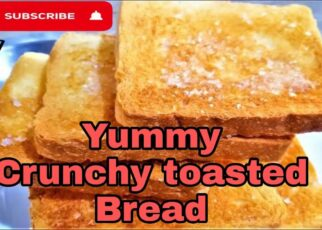 yt 264678 Easy way to make crunchy bread toast 322x230 - Easy way to make crunchy bread toast