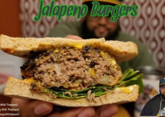 yt 264690 Jalapeno Cheese Burgers Zero Carb Bread Keto Low Carb Cooking With Thatown2 322x230 - Jalapeno Cheese Burgers | Zero Carb Bread  Keto | Low Carb | Cooking With Thatown2