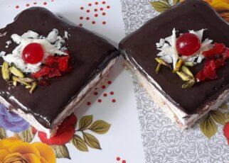 yt 264742 No Bake Bread Dessert l Bread Dessert l Instant Dessert l Bread Dessert by Pooja Khadse 322x230 - No Bake Bread Dessert l Bread Dessert l Instant Dessert l Bread Dessert by Pooja Khadse