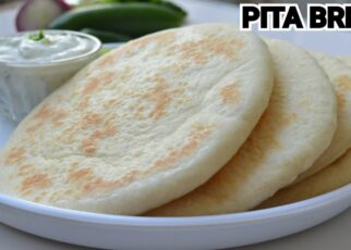 yt 265047 Pita Bread Shawarma Bread by YES I CAN COOK 322x230 - Pita Bread / Shawarma Bread by (YES I CAN COOK)