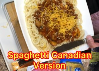 yt 265408 Spaghetti Canadian Version of Cooking with Garlic Bread and Cheese 322x230 - #Spaghetti #Canadian Version of Cooking with #Garlic Bread and #Cheese