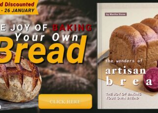 yt 265824 The Joy of Baking Your Own Bread 322x230 - The Joy of Baking Your Own Bread