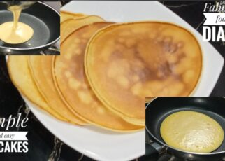 yt 265926 Simple and easy pancakes Recipe By Fabihas food diary 322x230 - Simple and easy pancakes Recipe By Fabiha's food diary