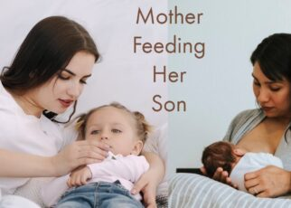 yt 266094 Mother Feeding Her Son A Mother And Daugther Eating Their Hommade Cookies Mother is teaching 322x230 - Mother Feeding Her Son | A Mother And Daugther Eating Their Hommade Cookies | Mother is teaching