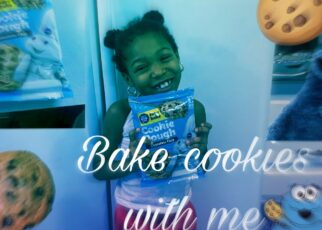 yt 266102 Bake cookies with meSaniyah world 322x230 - Bake cookies with me!/Saniyah world