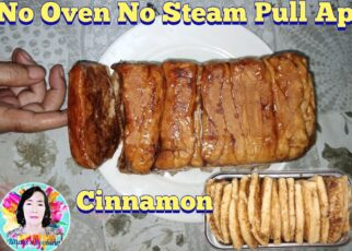 yt 266443 No Oven No Steam Cinnamon Pull Apart Loaf Bread by Nhenzs Cooking 322x230 - No Oven No Steam Cinnamon Pull Apart Loaf Bread by Nhenz's Cooking