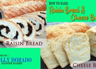 yt 266499 How to Bake Raisin Bread and Cheese Bread 322x230 - How to Bake: Raisin Bread and Cheese Bread