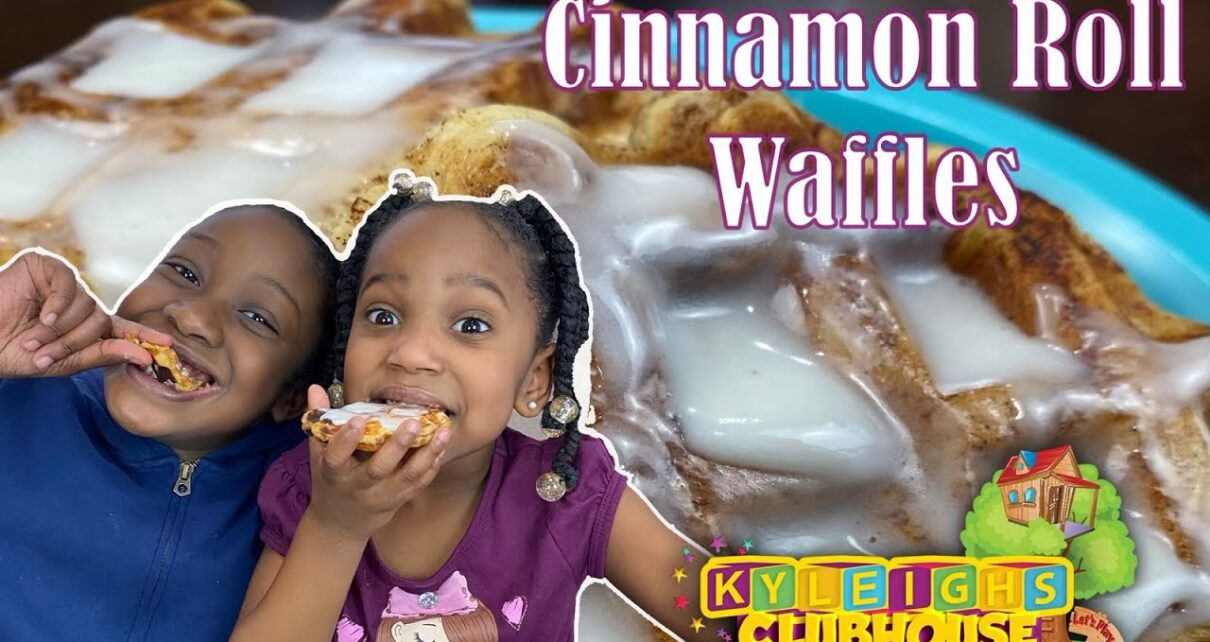 yt 271017 CINNAMON ROLL WAFFLES The kids LOVED them MUST TRY 1210x642 - CINNAMON ROLL WAFFLES!! The kids LOVED them!!! MUST TRY