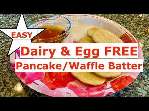 yt 271483 EASY Dairy Egg Free Breakfast PANCAKES WAFFLES Meal Prep - EASY Dairy & Egg Free Breakfast | PANCAKES | WAFFLES | Meal Prep