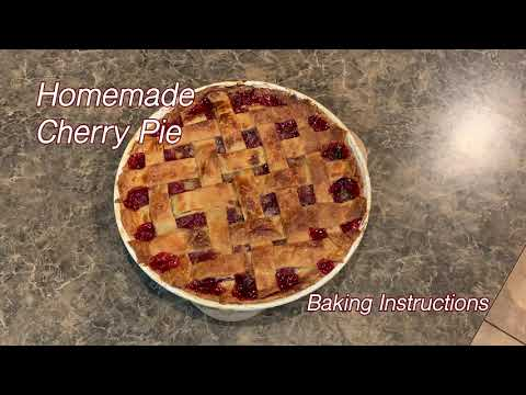 yt 271519 How to Bake a Cherry Pie - How to Bake a Cherry Pie