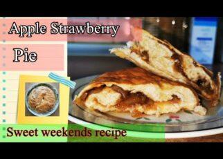 yt 271535 APPLE STRAWBERRY CINNAMON PIE SIMPLE AND ESAY BAKING pinoygalaan applepie strawberrypie 322x230 - APPLE STRAWBERRY CINNAMON PIE || SIMPLE AND ESAY BAKING #pinoygalaan #applepie #strawberrypie