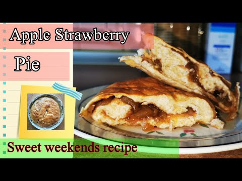 yt 271535 APPLE STRAWBERRY CINNAMON PIE SIMPLE AND ESAY BAKING pinoygalaan applepie strawberrypie - APPLE STRAWBERRY CINNAMON PIE || SIMPLE AND ESAY BAKING #pinoygalaan #applepie #strawberrypie