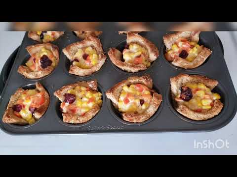 yt 271754 Bread salad Bake and Broil in 10 minutes Party food - Bread salad/ Bake and Broil in 10 minutes/ Party food.