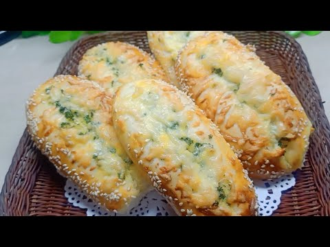 yt 271772 HOW TO MAKE CHEESY GARLIC BREAD Mom Can Cook Bake - HOW TO MAKE CHEESY GARLIC BREAD || Mom Can Cook & Bake