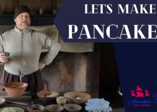 yt 271898 Shrove Tuesday Special How to Make 17th and 18th Century Pancakes 322x230 - Shrove Tuesday Special | How to Make 17th and 18th Century Pancakes