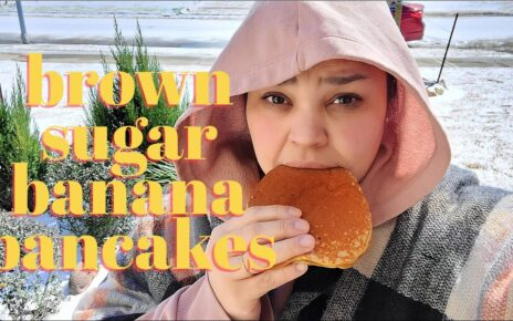 yt 271909 BROWN SUGAR BANANA PANCAKES Winter Freeze Power Outage Cooking Vlog Stay Warm My Friends 464x290 - BROWN SUGAR BANANA PANCAKES | Winter Freeze Power Outage Cooking Vlog | Stay Warm My Friends