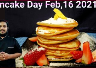 yt 271913 How to make Pancake at Home Pancake Day Feb 16 2021 PANCAKE DAY Shrove Tuesday Pancake 322x230 - How to make? Pancake at Home | Pancake Day | Feb 16 2021 | 🥞 PANCAKE DAY! 🥞 | Shrove Tuesday Pancake