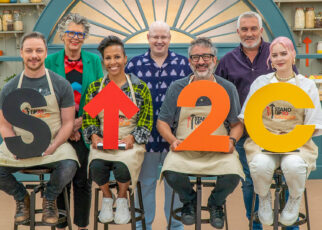 The Great Celebrity Bake Off for SU2C S04